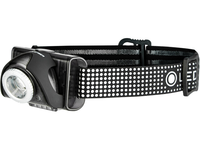 Led Lenser SEO 7RB Linterna frontal, black